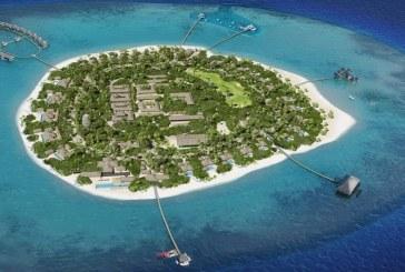 PARADIS PÅ MALDIVERNE