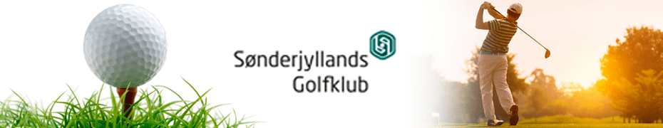 Sønderjyllands golfklub header