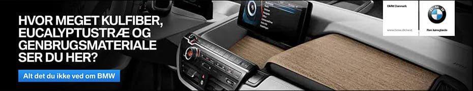 BMW genbrugsmaterialer