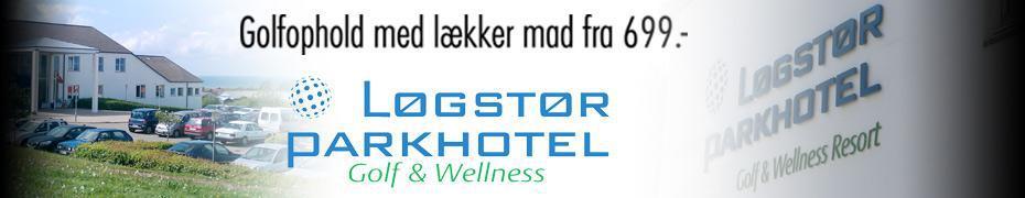 Løgstør Park Hotel – golfophold fra 699