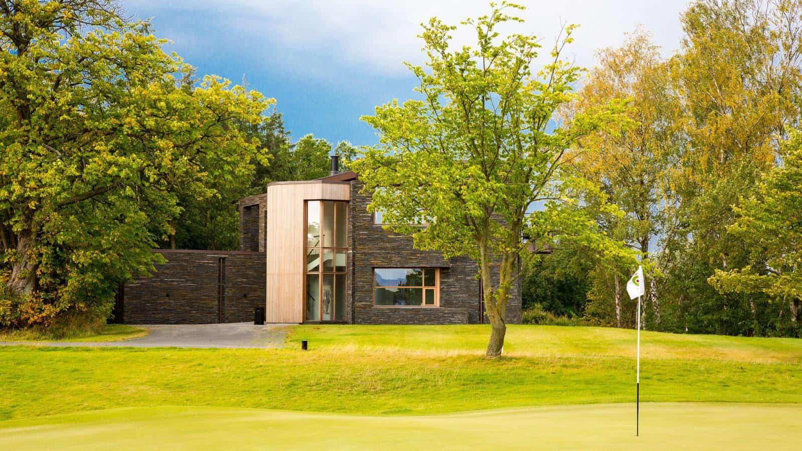 antal golfspillere i danmark