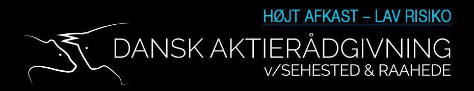 Dansk Aktierådgivning – banner 1