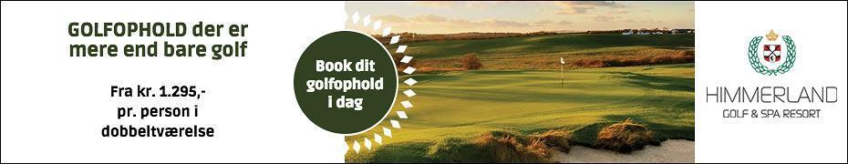 Himmerland golfophold