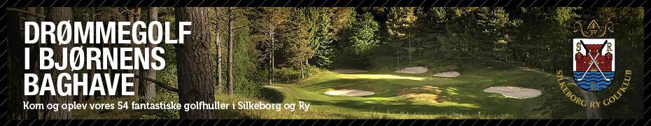 Silkeborg Ry golf – bjørnens baghave