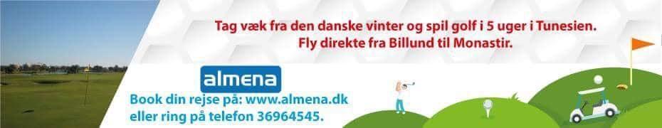 Almena – væk fra den danske vinter