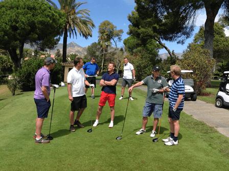 golfbaner i spanien