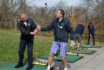 Høj sol og godt værtskab skabte en god dag for golfsporten
