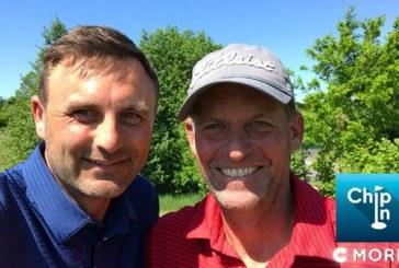 C More-podcast med Anders Hansen: Jeg kan ikke slippe golfen