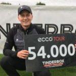 Peter Launer Bæk fik ECCO Tour sejr på hjemmebane