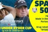 50 % rabat på Made in Denmark billetter under Ryder Cup