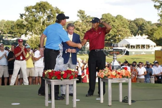 "VIDEO: THE ""MATCH"" TIGER VS. PHIL"