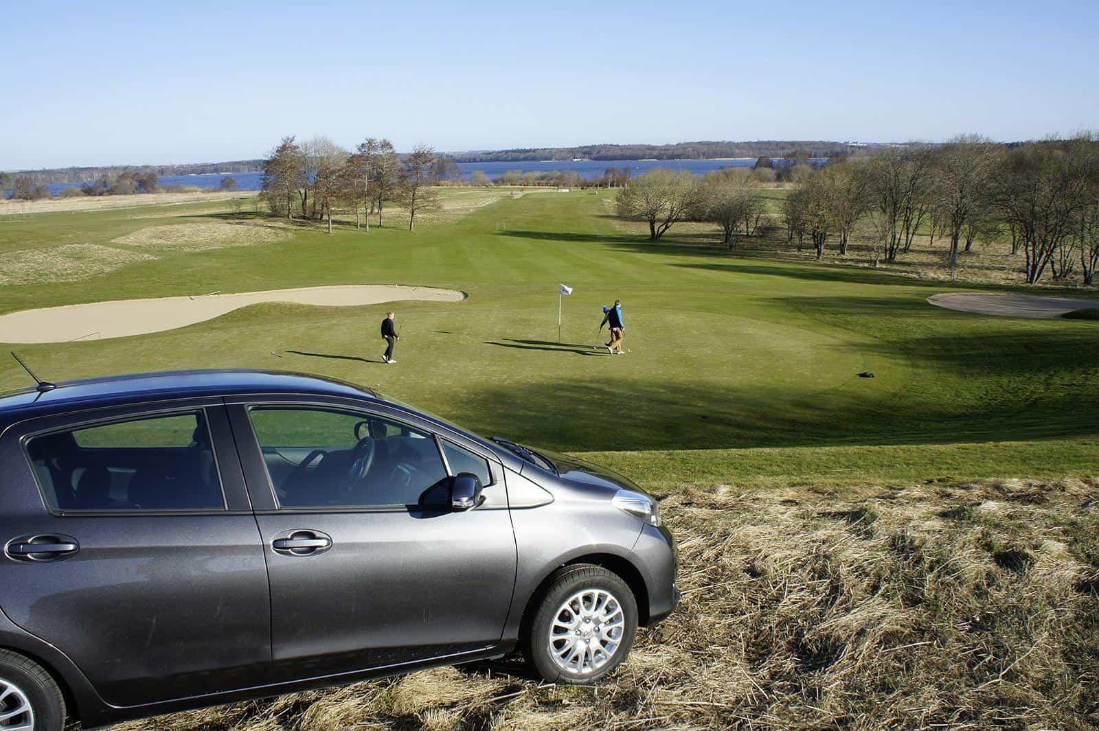 DANMARKS BEDSTE JUNIORER OG YNGLINGE DYSTER OM BIL | Golf Avisen (2018)