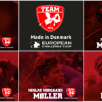 5 DANSKERE CHALLENGE TOUR KLAR VIA TEAM MADE IN DENMARK